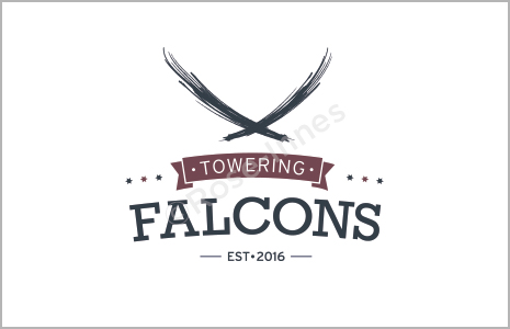 Towering Falcons
