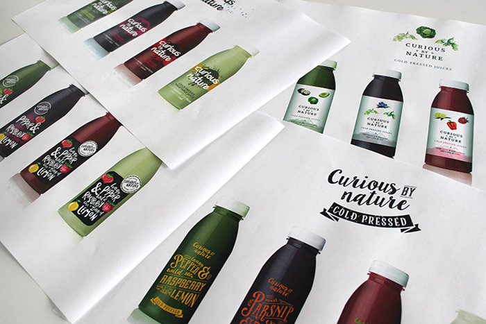 Branding and Packaging Concepts